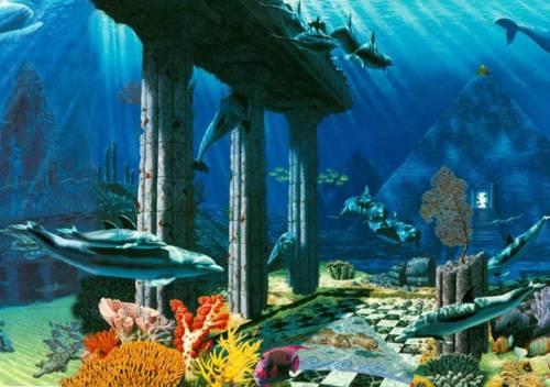 the fantasy behind atlantis